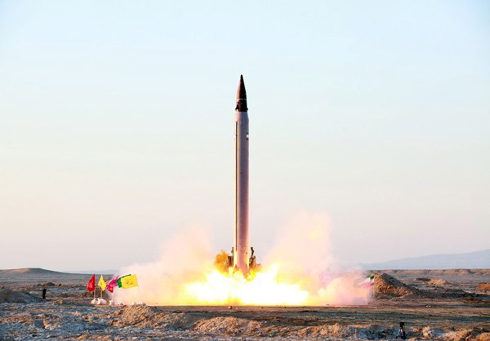 Emad missile