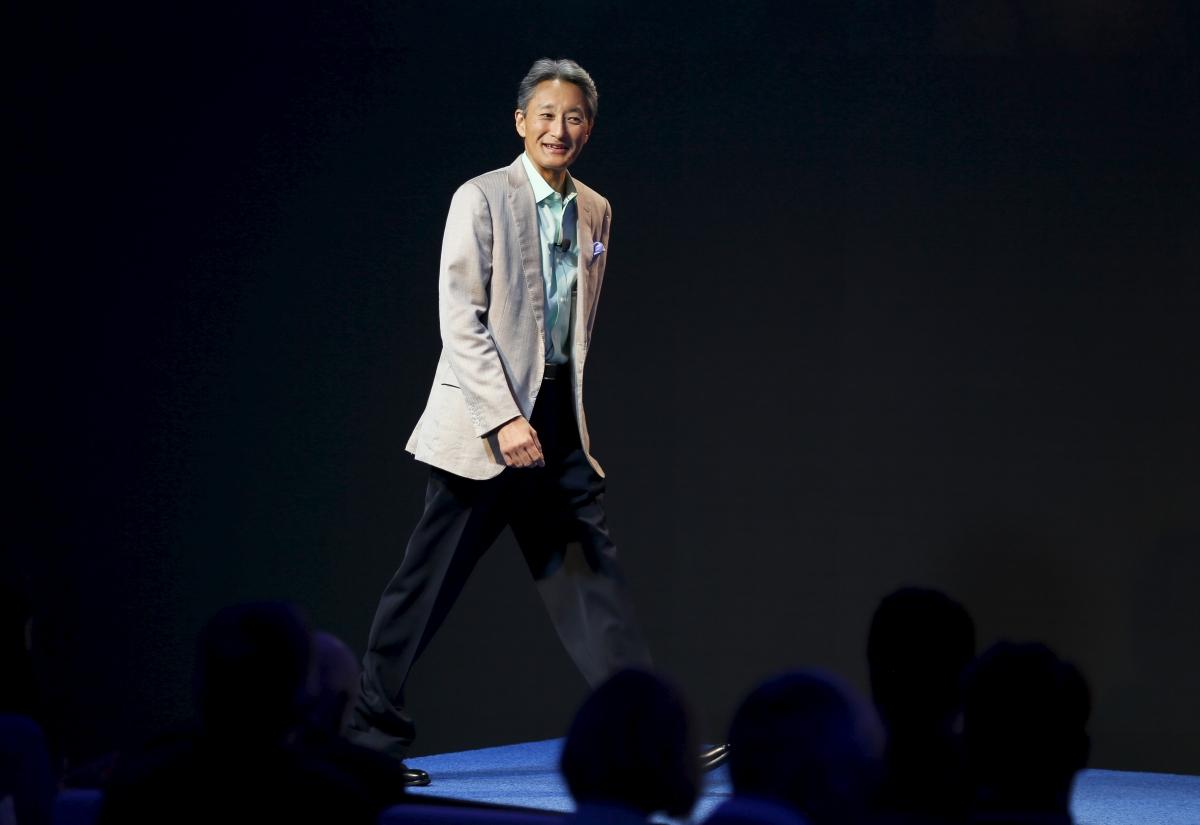 Sony CES 2016 Keynote
