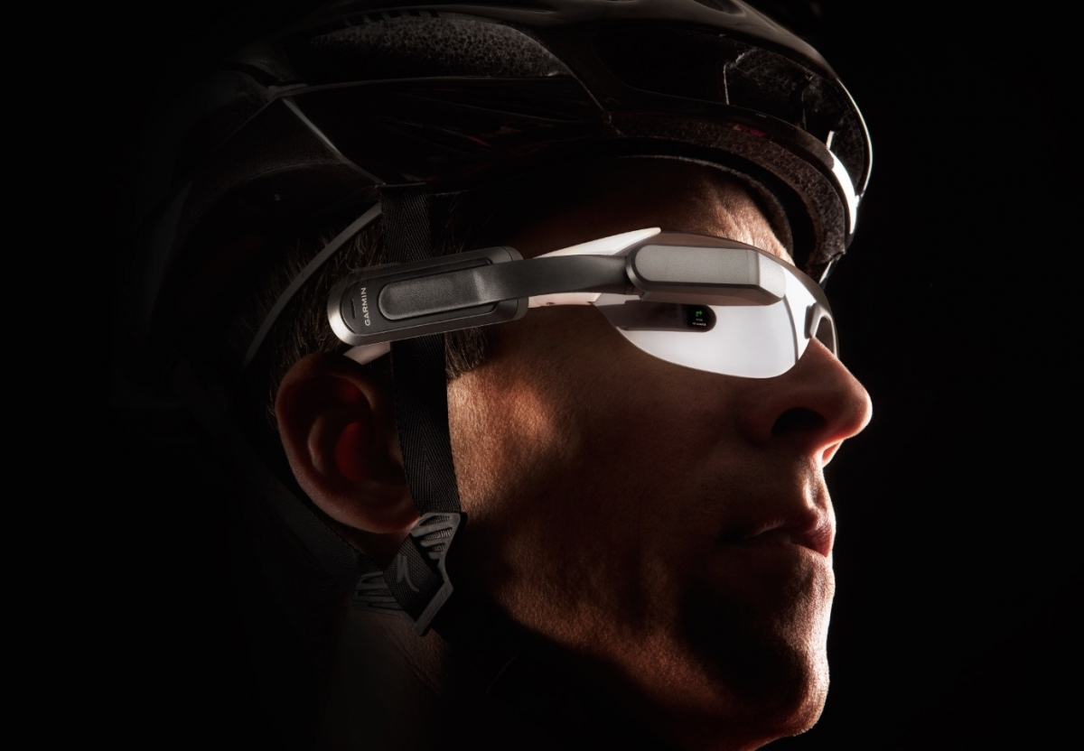 Garmin's Varia Vision In-Sight Display