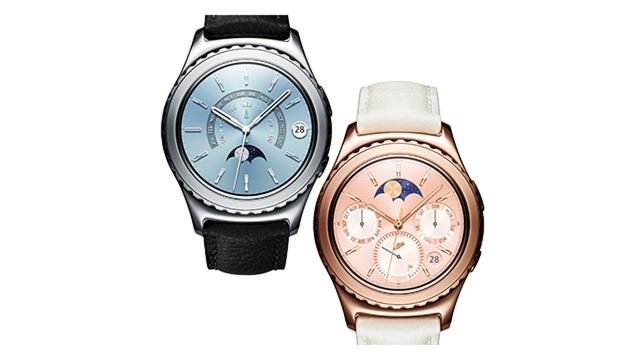 Samsung\'s New Gear S2 smartwatch