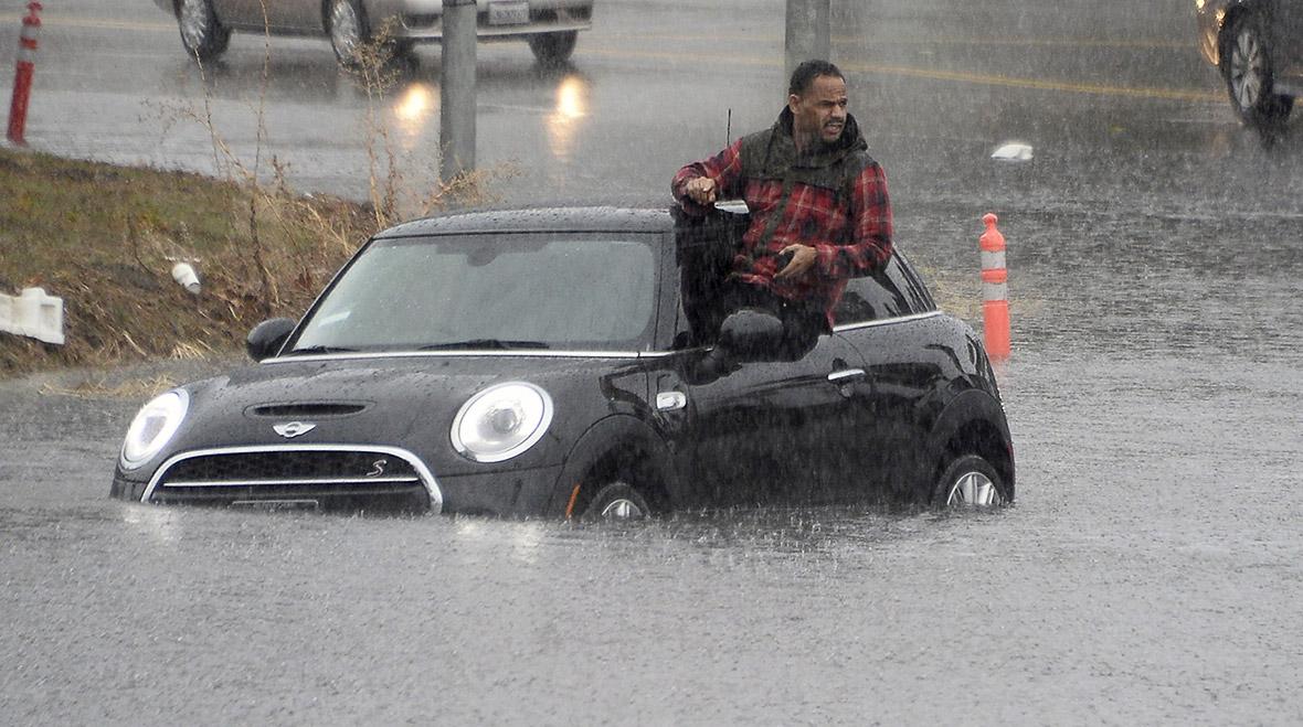 El Nino flooding