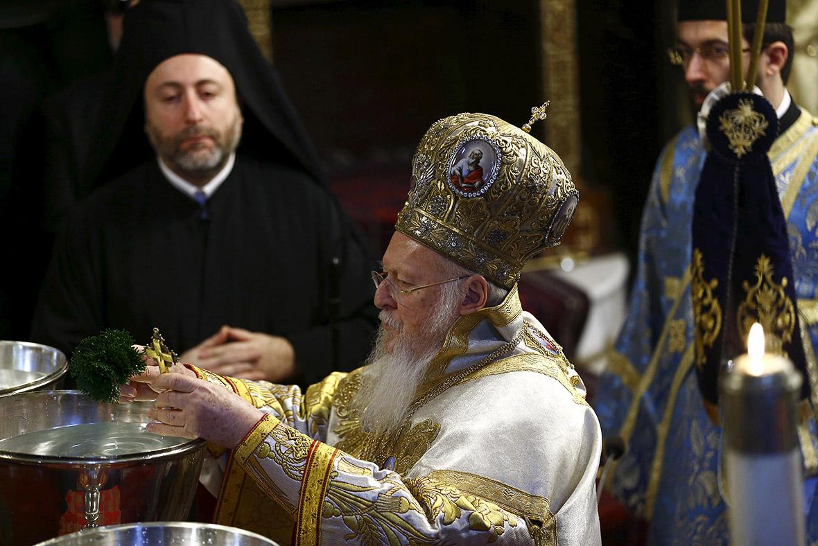 Christians around the world celebrate Epiphany, Three Kings