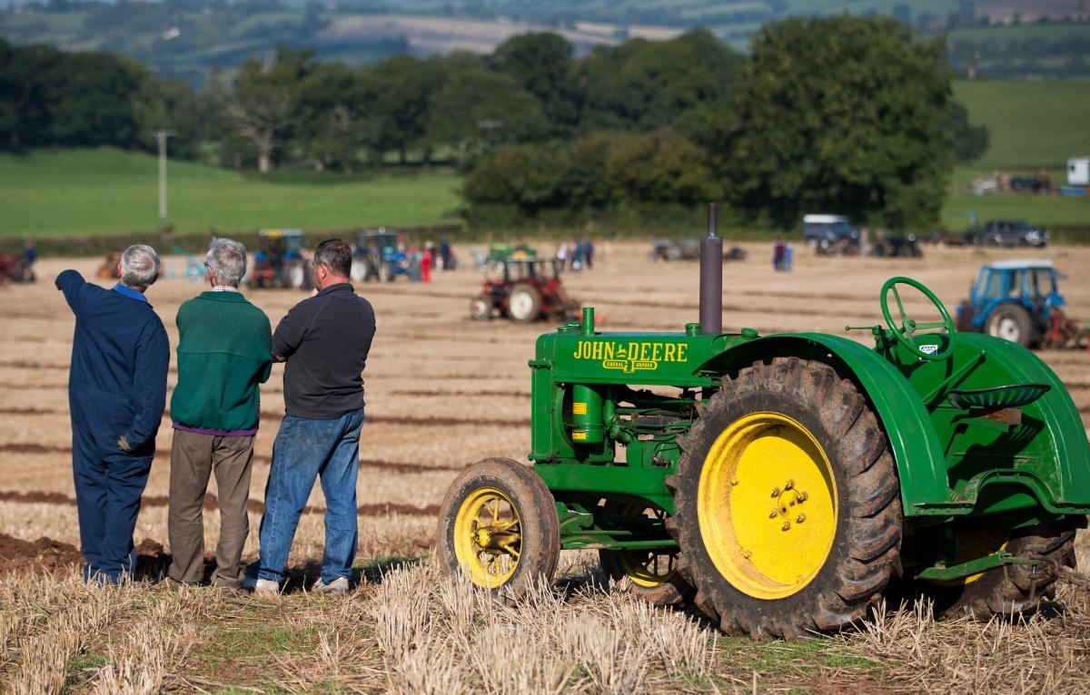 tractor farming uk