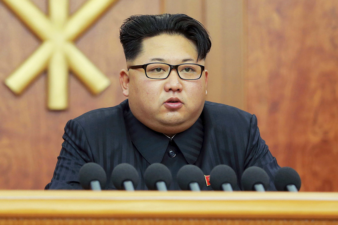 Fears Kim Jong-un's nuclear tests will trigger Mount ...