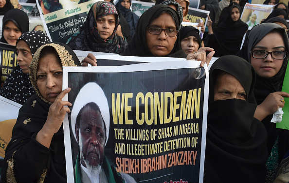 Zaria killings protests