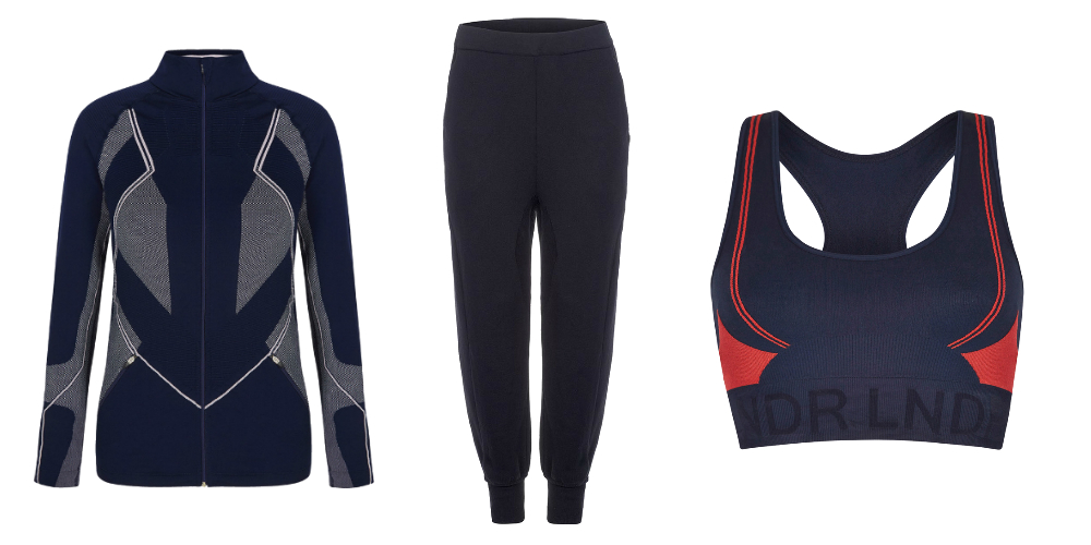 Active wear to keep you committed