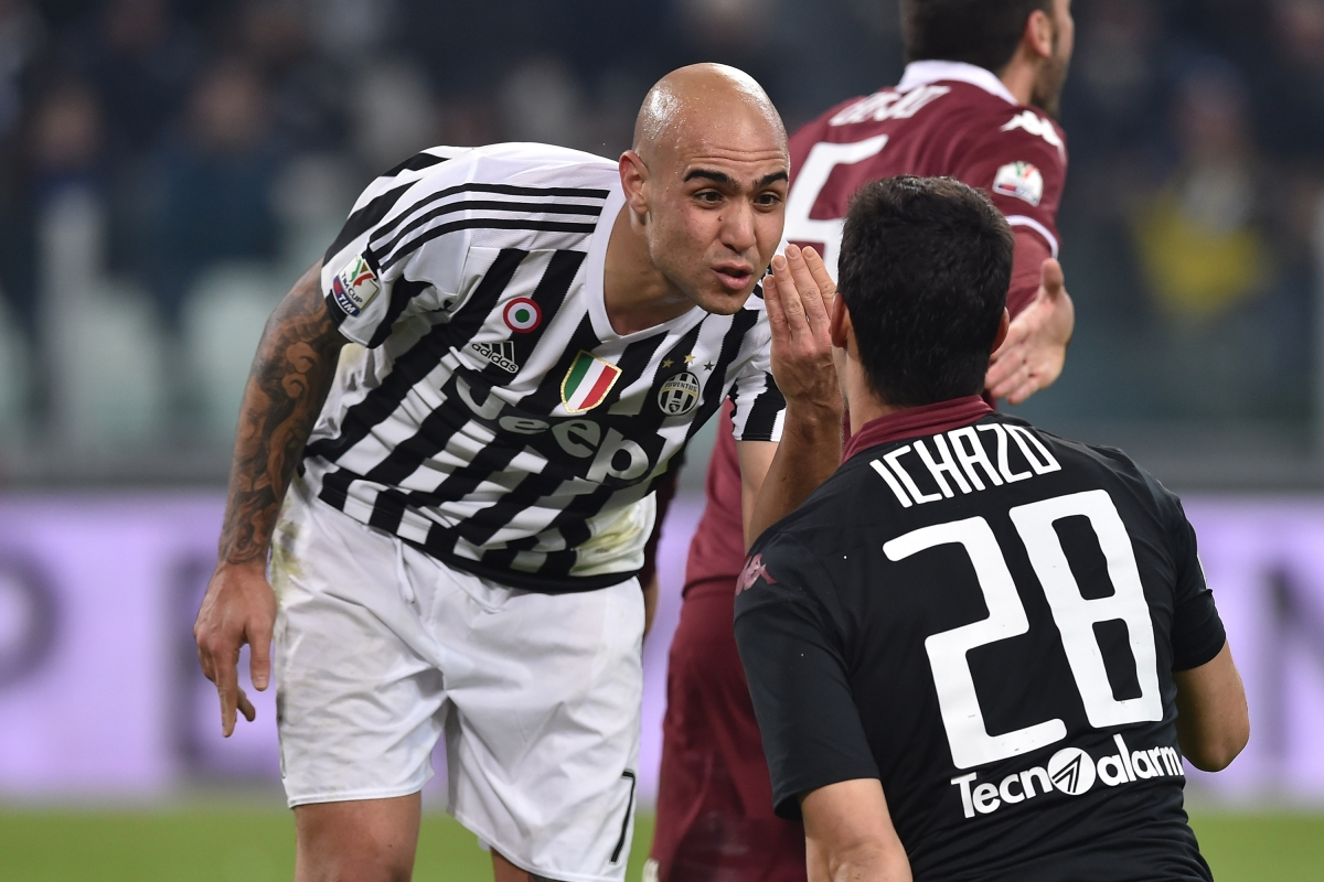 tottenham and west ham target simone zaza not leaving