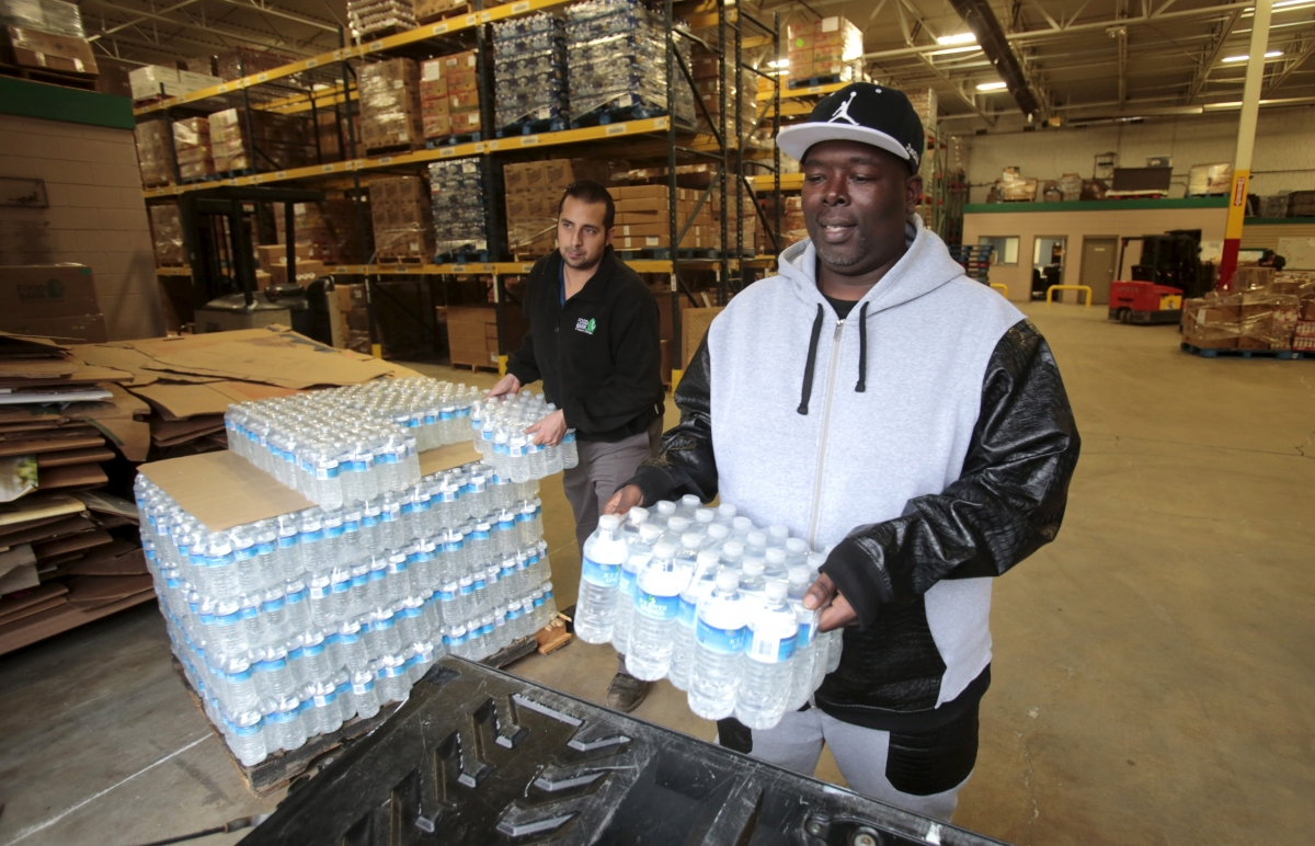 water Detroit