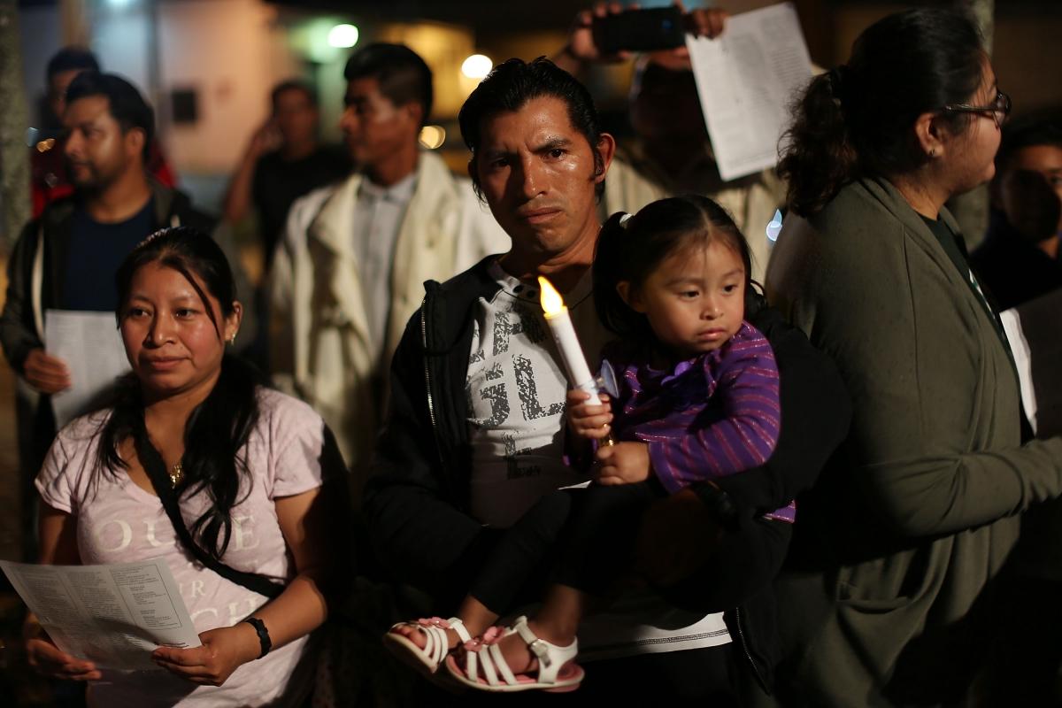 US undocumented immigrants