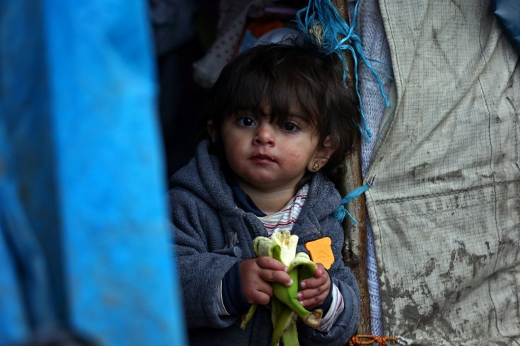 A child Refugee
