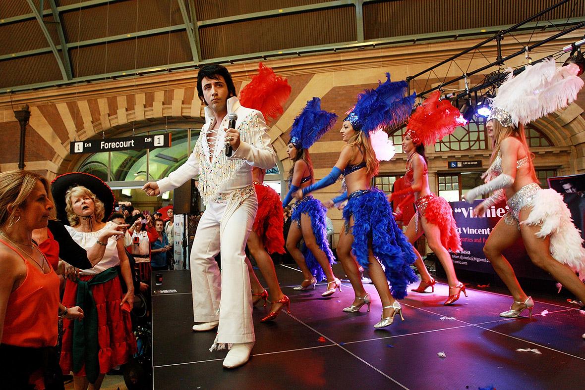 2016 Parkes Elvis Festival