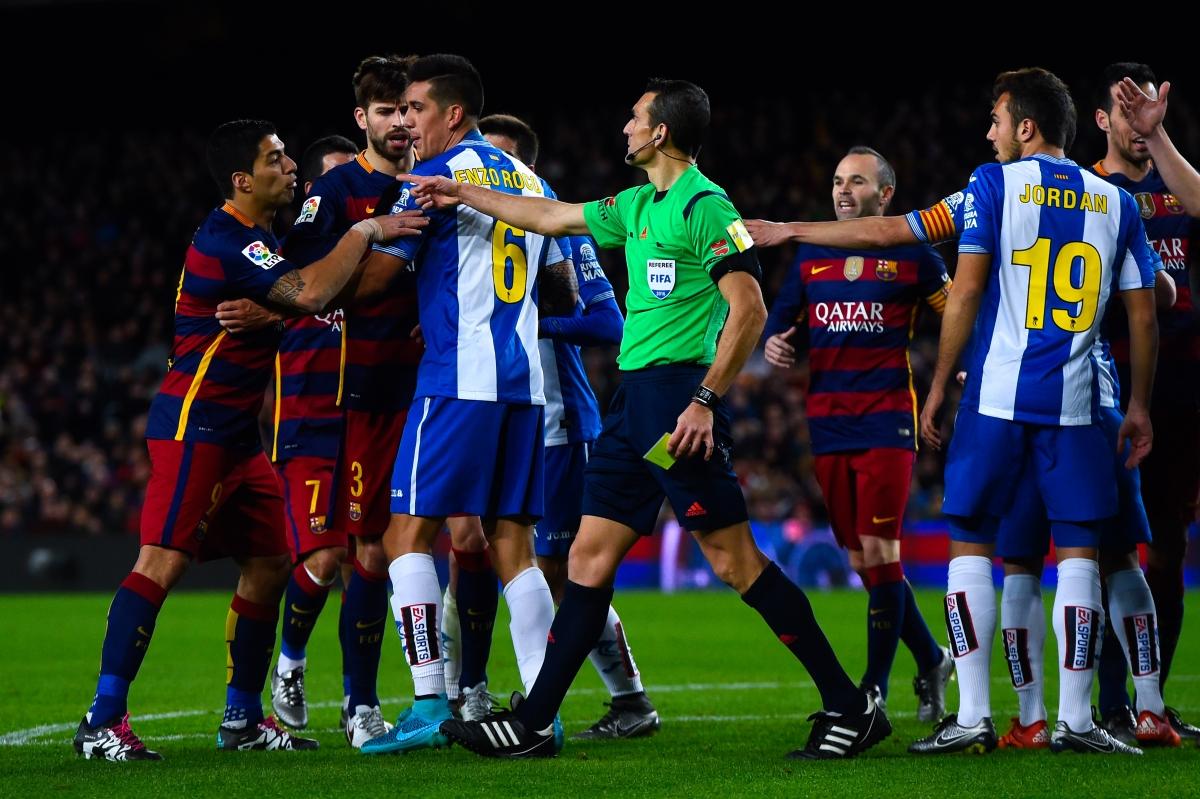 Fc Barcelona Vs Espanyol