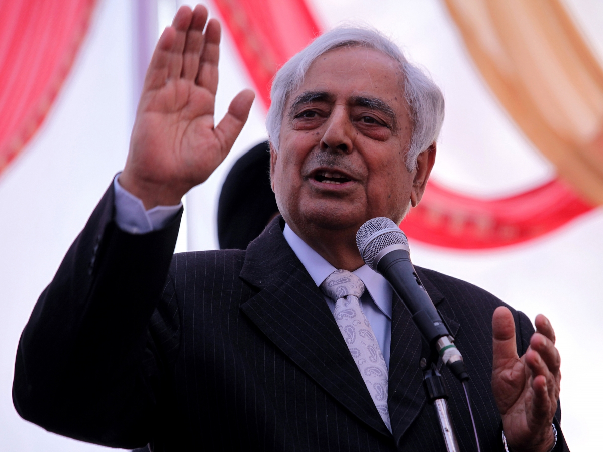 Kashmir's Mufti Mohammaed Sayeed dies