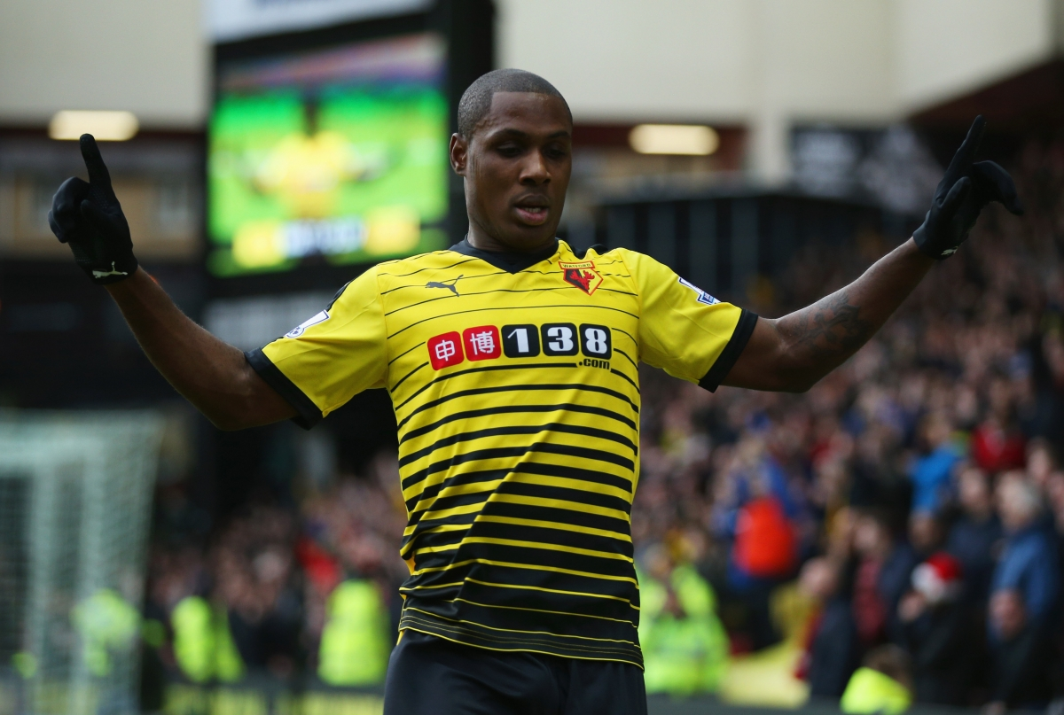 Odion Ighalo Rubbishes Speculation Linking Him With