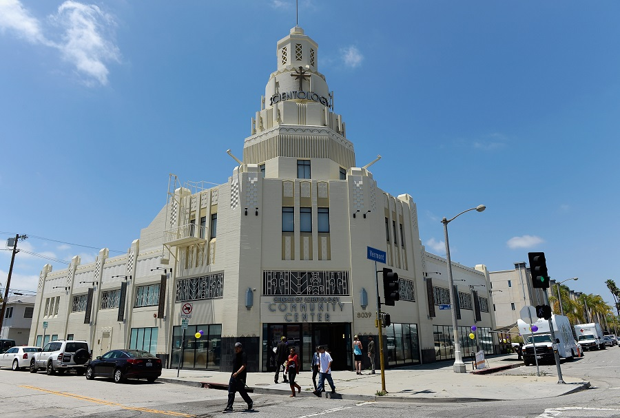 Church of Scientology Los Angeles