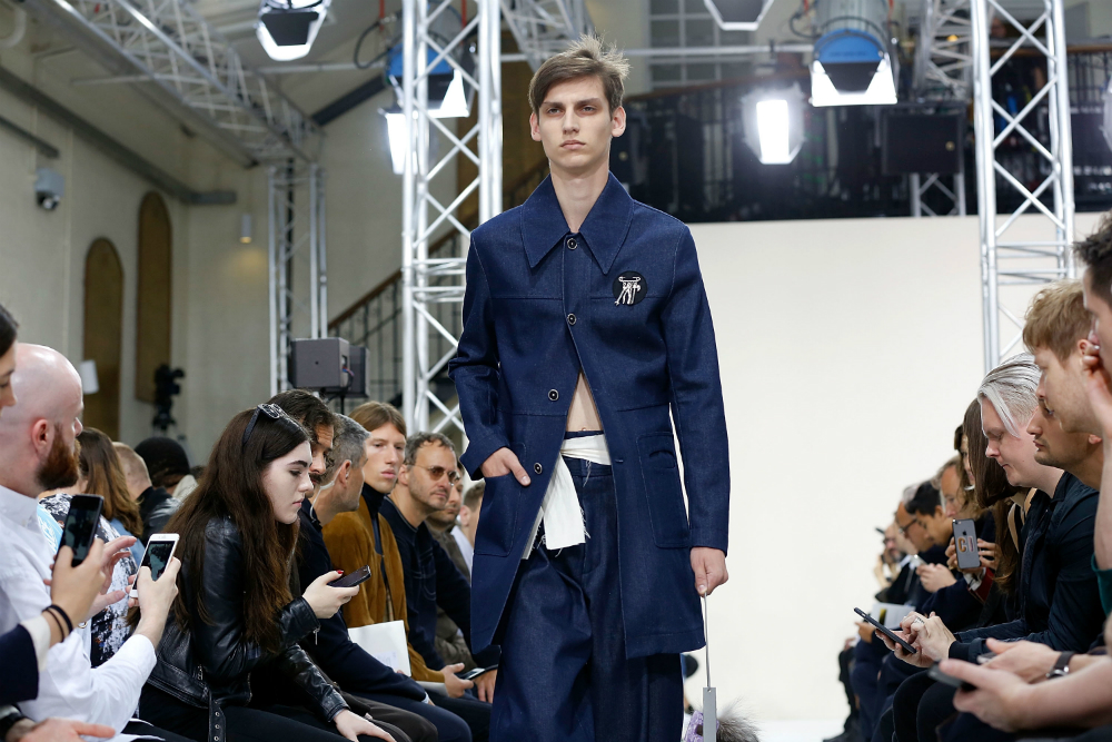 grindr hooks up with JW Anderson