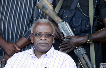 Uganda presidential election hopeful Amama Mbabazi