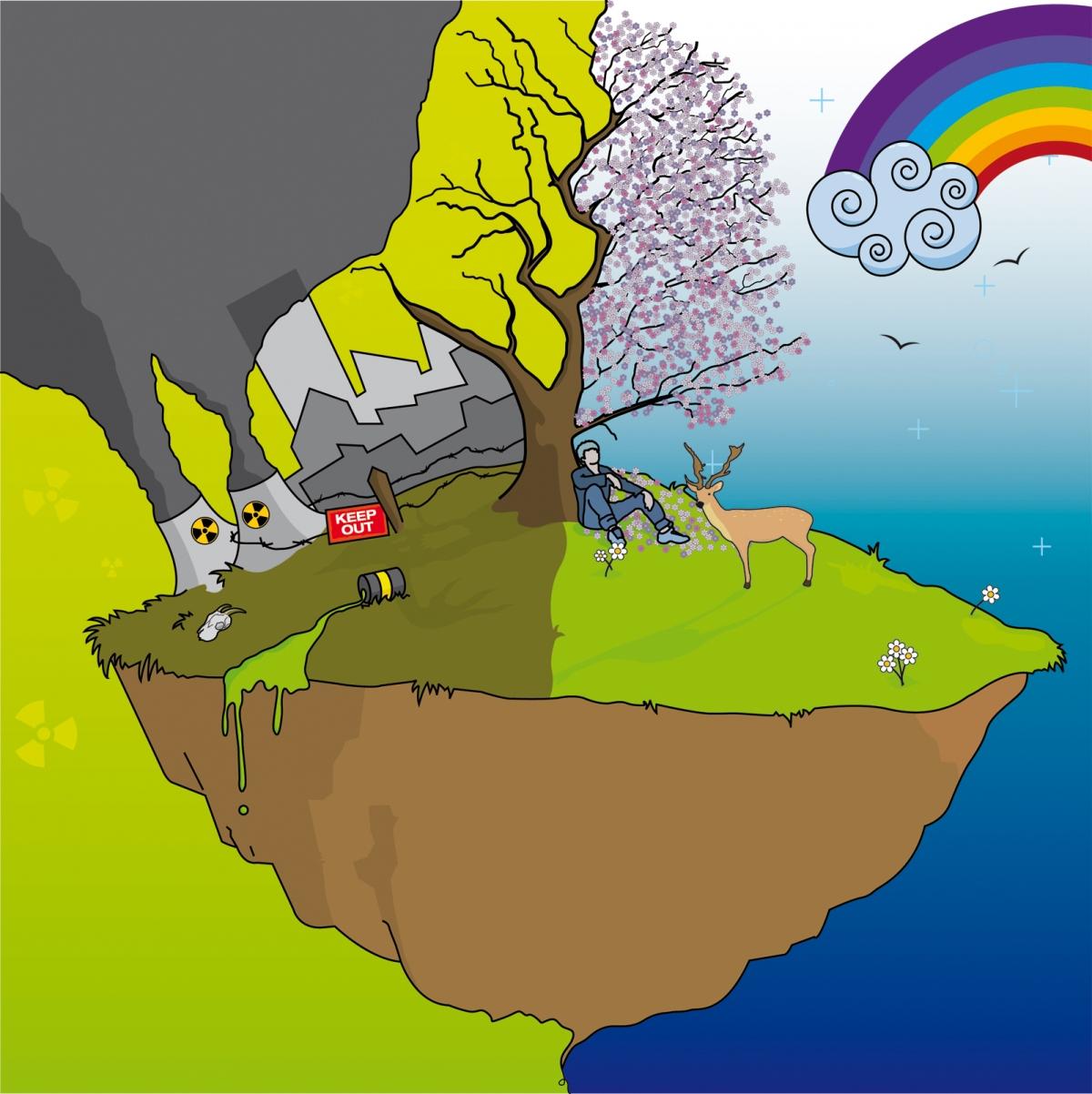 New epoch - the Anthropocene