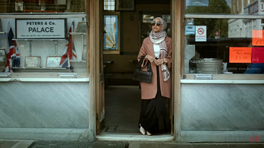 Dolce and Gabbana reveal hijab range