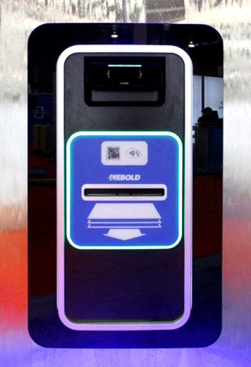 CES 2016: Unusual ATM dispenses cash without screen or PIN ...