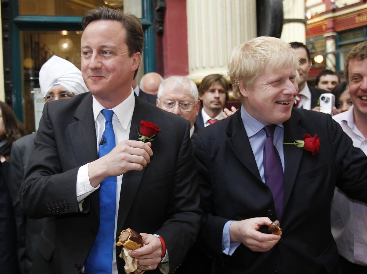 David Cameron, UK prime minister