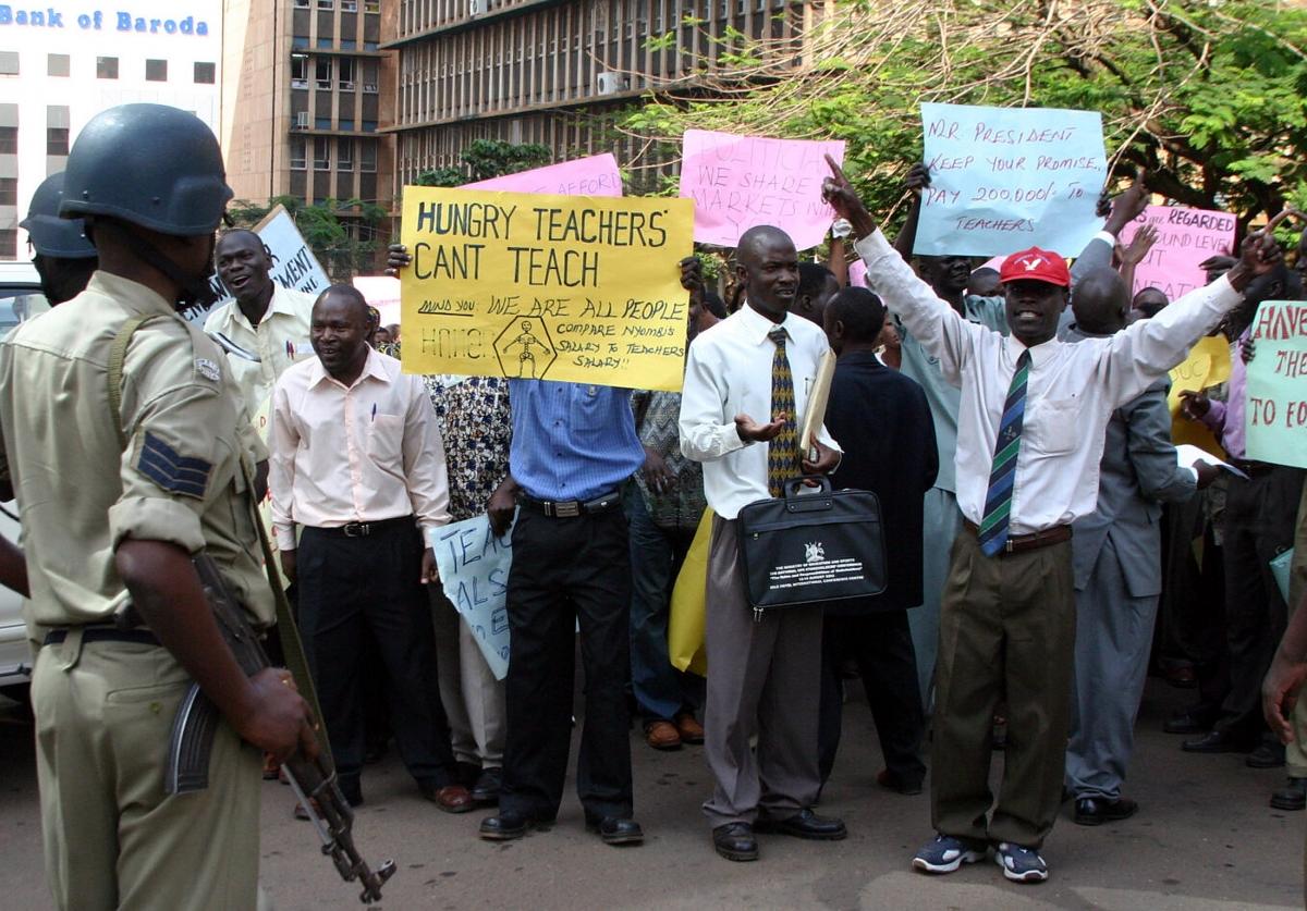 Uganda civil society and NGOs freedom