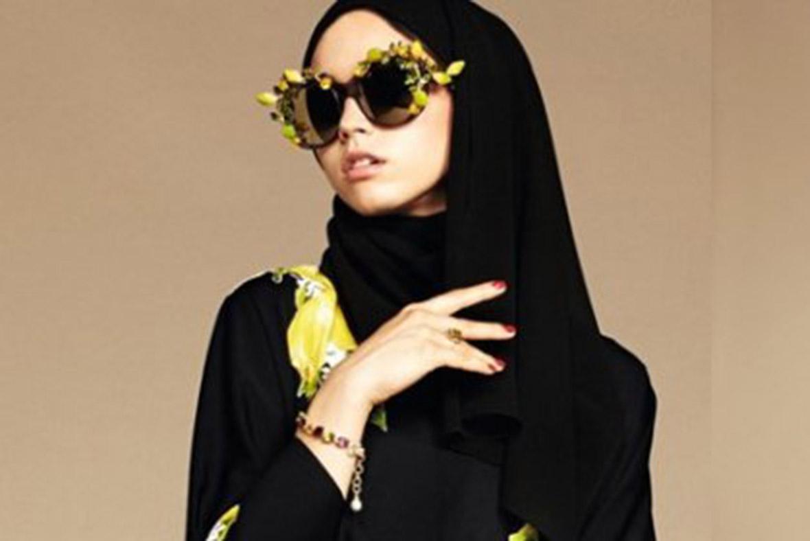 Dolce and Gabbana hijab