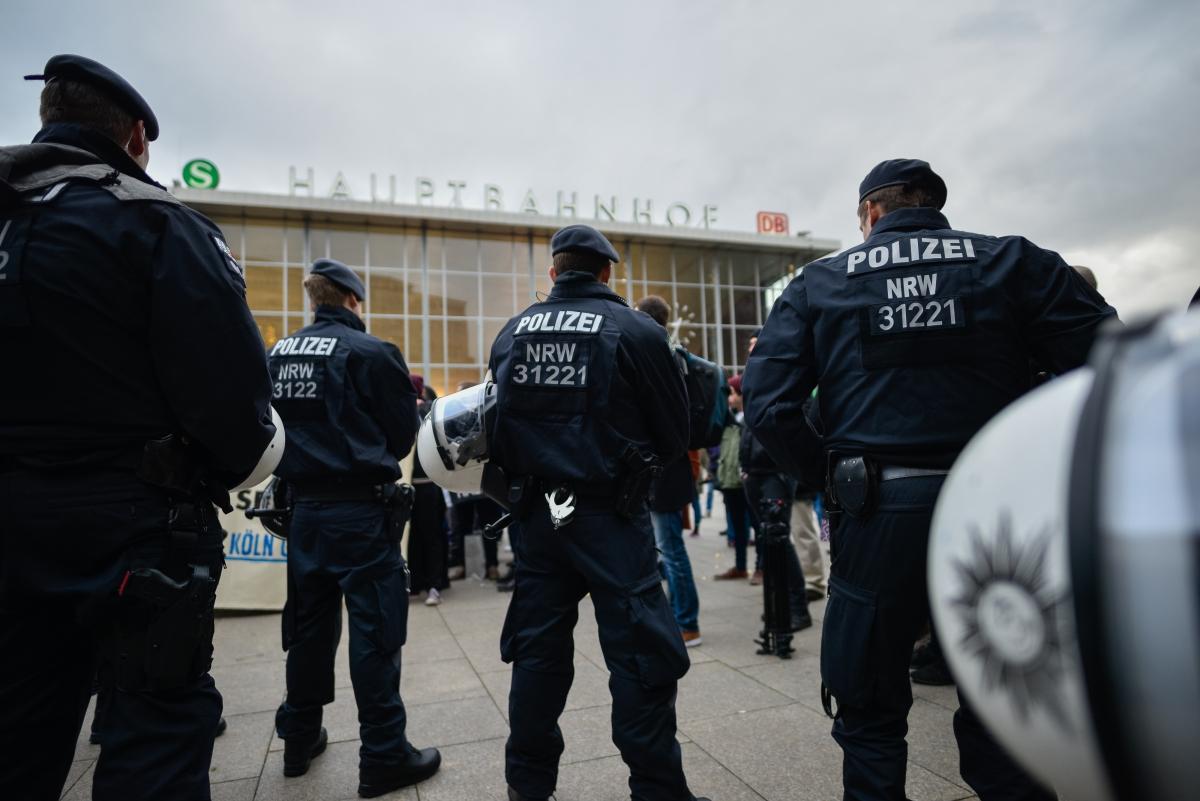 Police Cologne