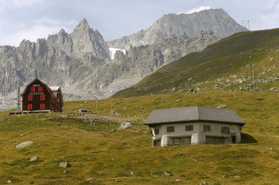 Swiss army bunkers