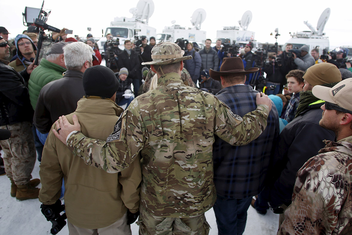 Armed men take over Malheur Wildlife refuge