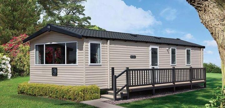 Lucy Herd's holiday home for bereaved parents