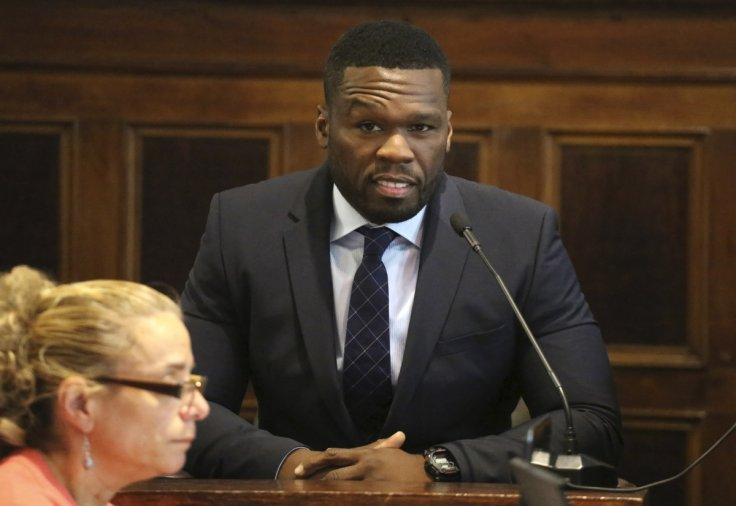50 Cent court