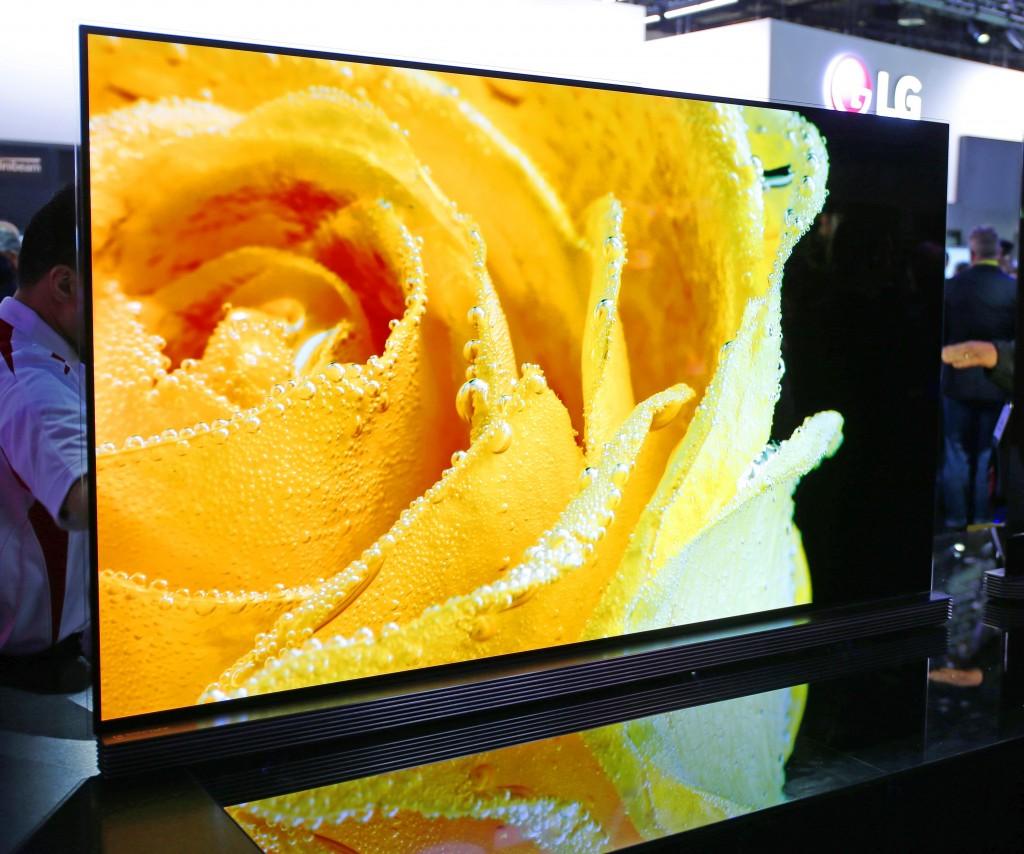 Best TVs for 2016: LG G6