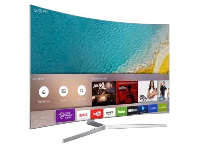 Best TVs for 2016: Samsung KS9500