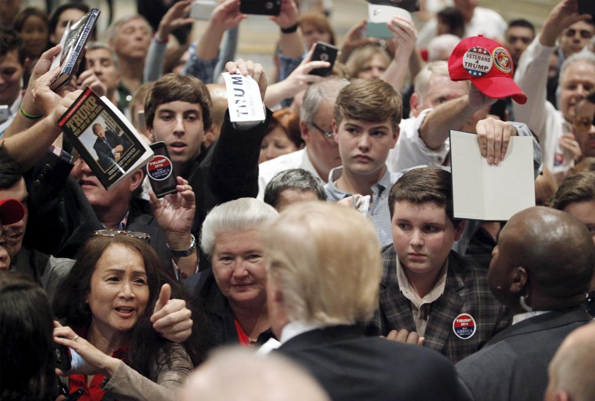 Donald Trump rally, Hilton Head Island