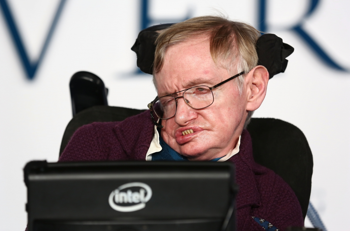 Black Hole Theory >> Stephen Hawking: Soft hair, black holes and the ...
