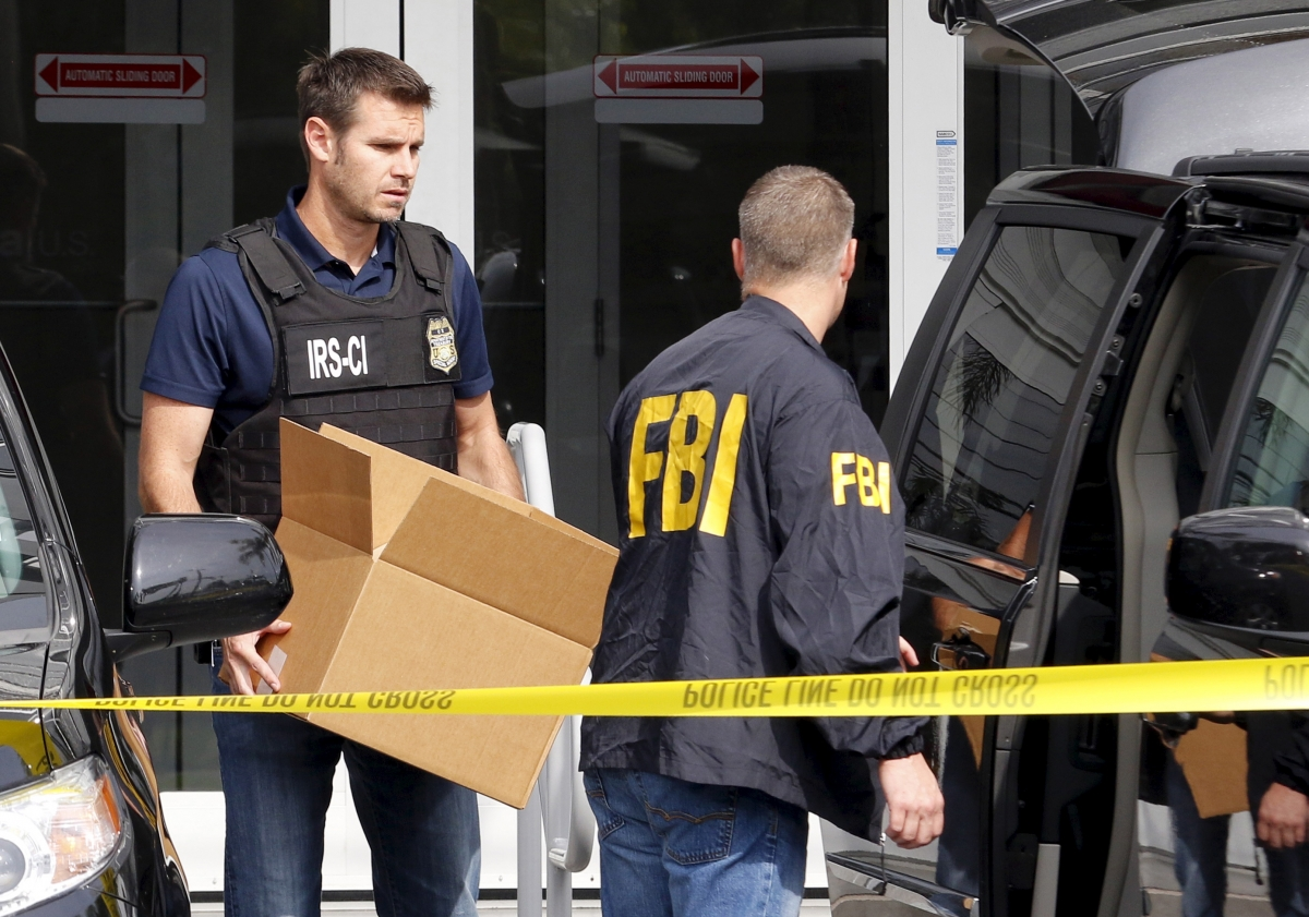 FBI officers