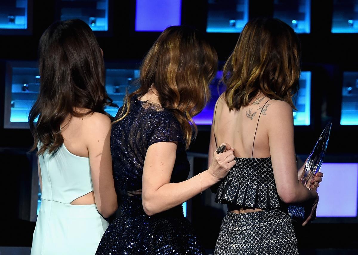 Dakota Johnson People's Choice Awards 2016