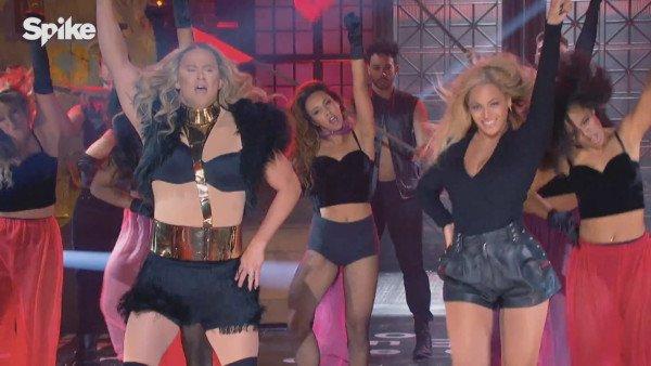 Lip Sync Battle: Beyonce surprises Channing Tatum for epic