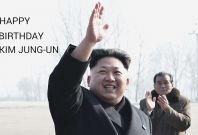 Happy Birthday Kim Jung-Un
