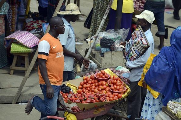 Oshodi market