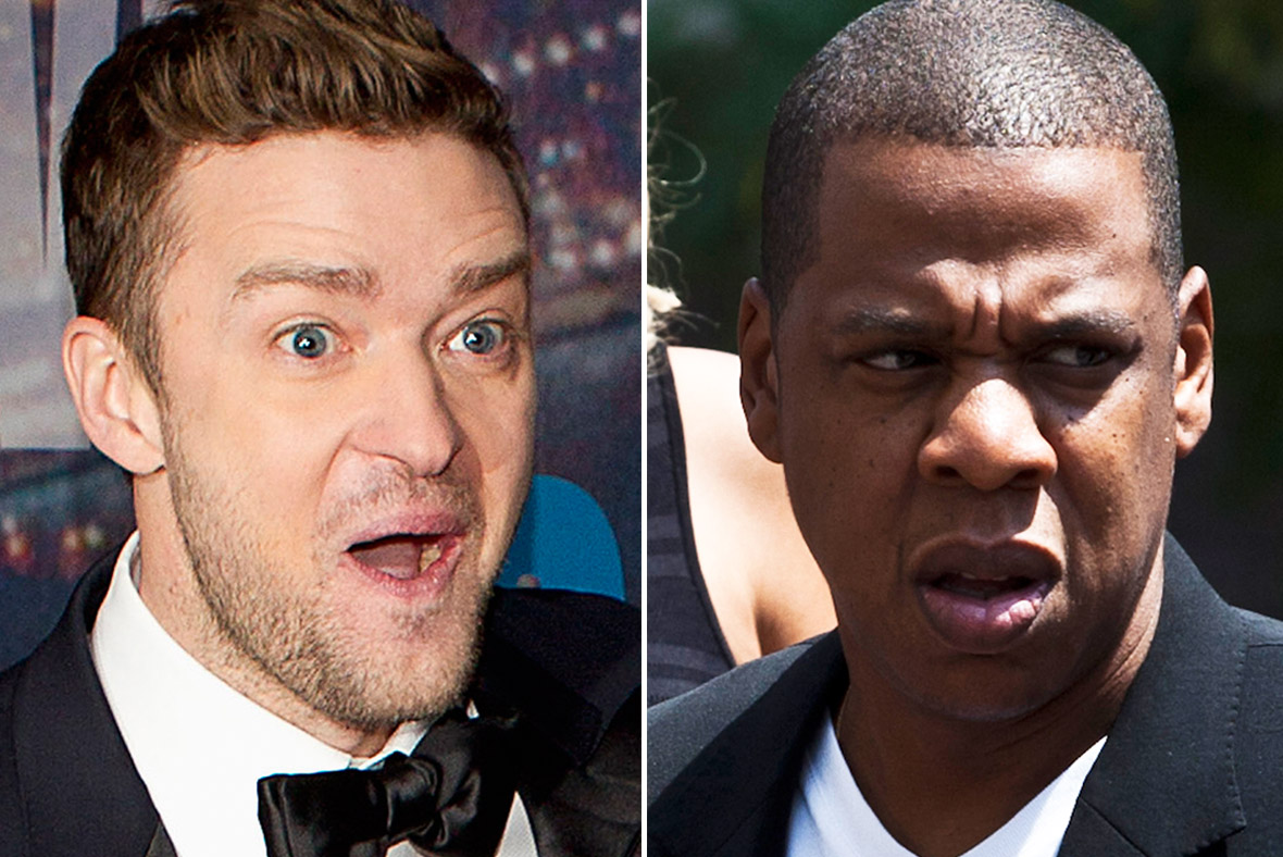 Justin Timberlake and Jay Z's collaboration is at the centre of a lawsuit