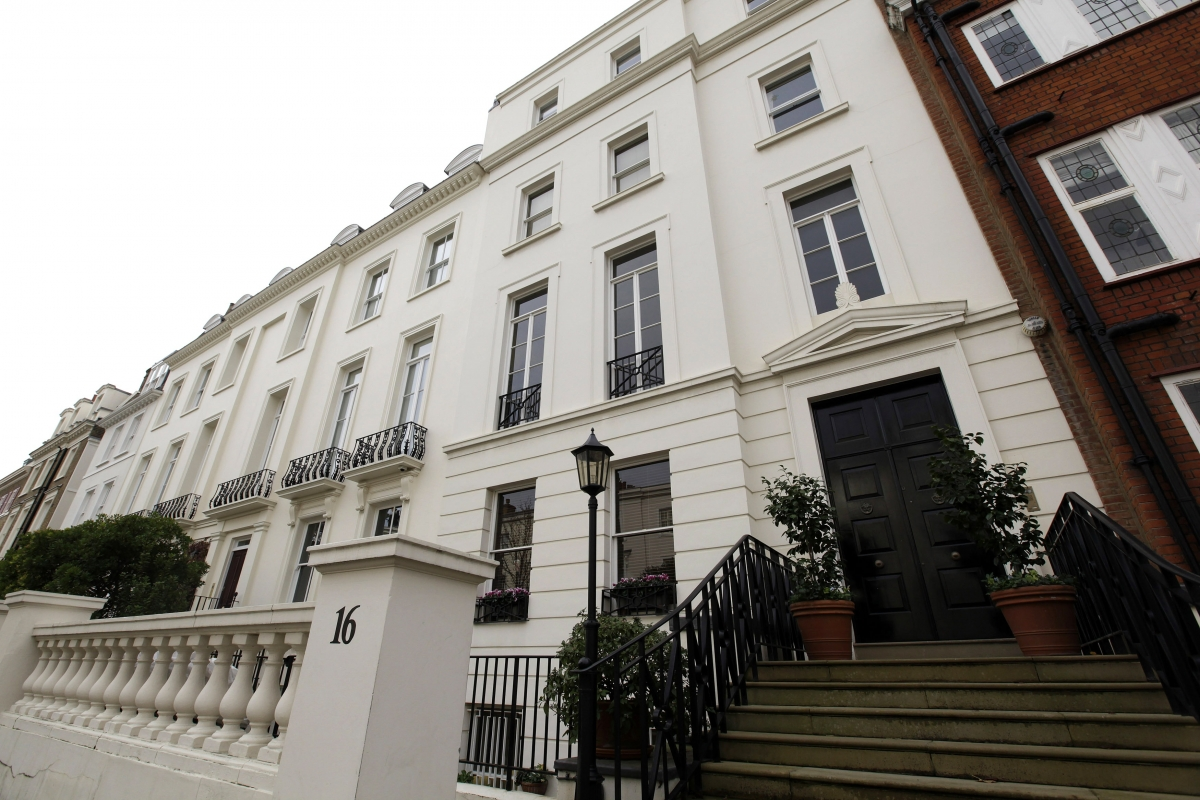 London property house prices prime central