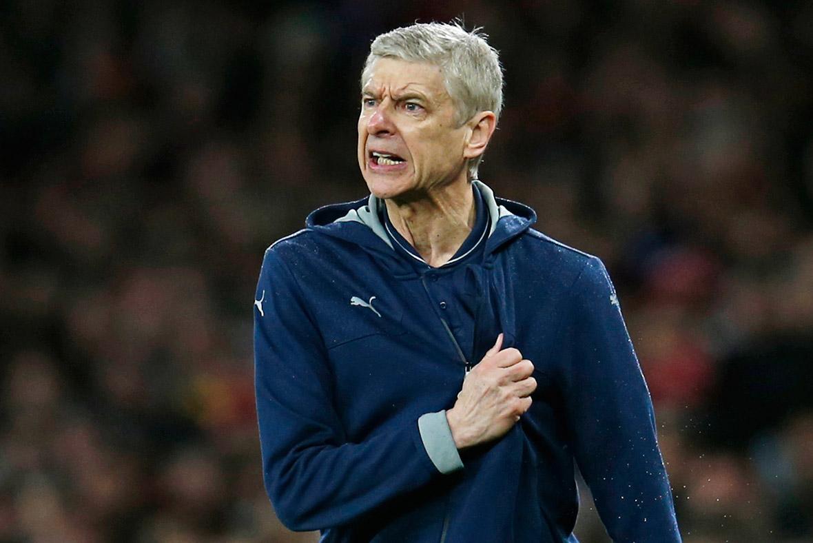 Arsene Wenger rules out Alexis Sanchez return for Liverpool clash