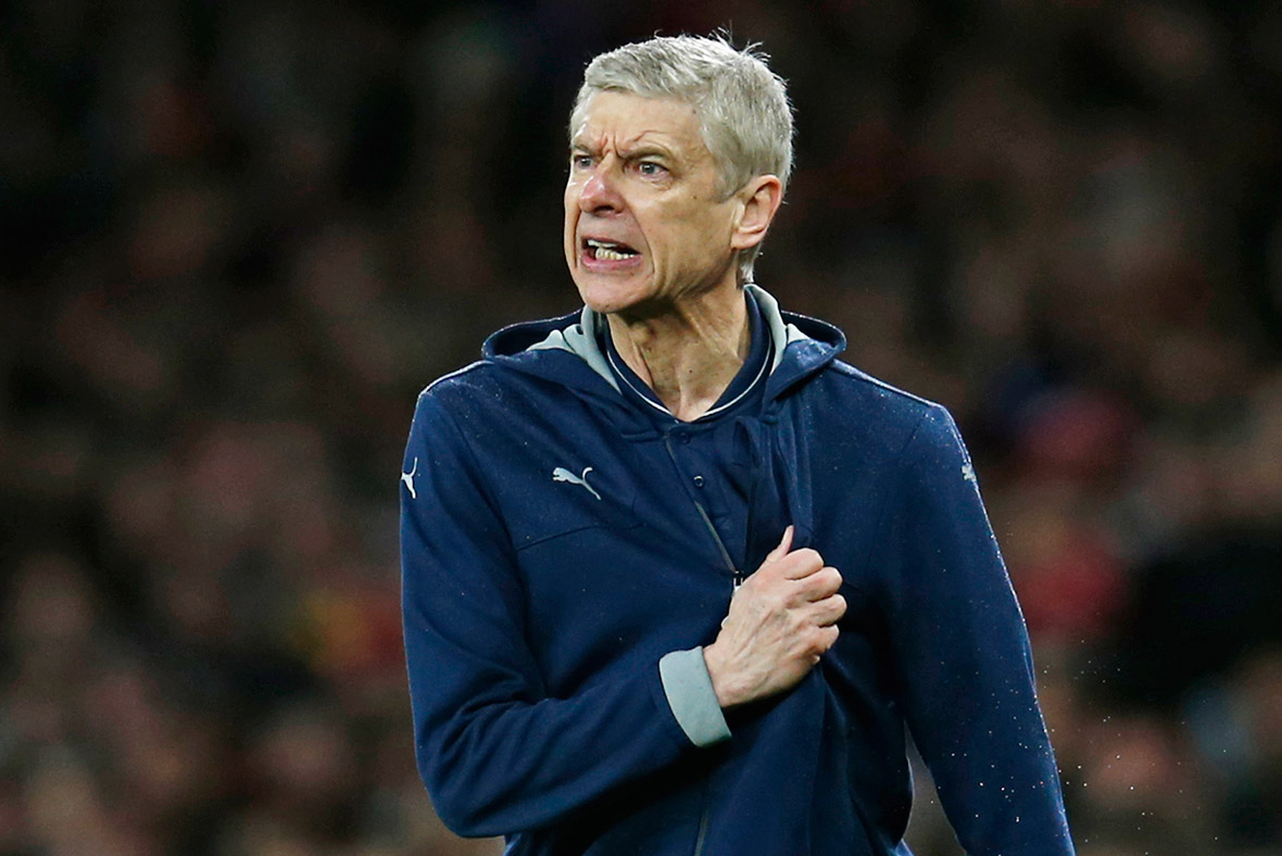 Arsene Wenger rules out Alexis Sanchez return for Liverpool clash