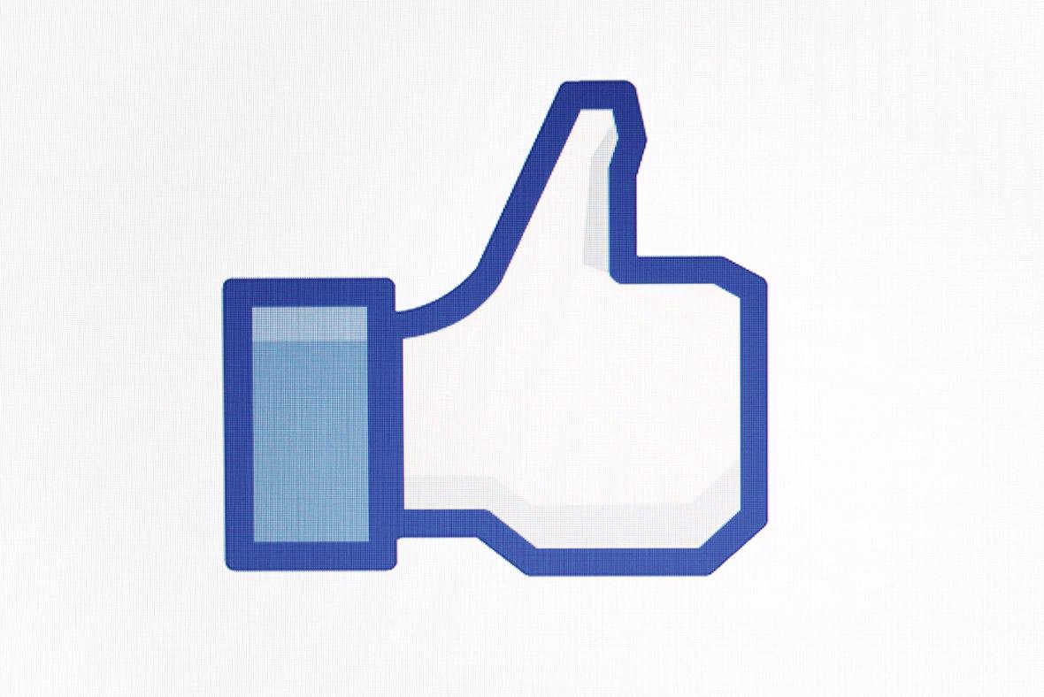 Facebook 'Like' button