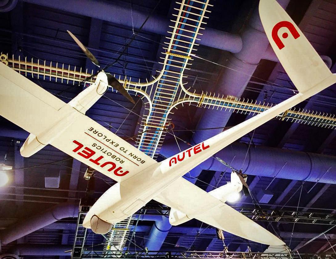 Autel Robotics' new Kestrel drone