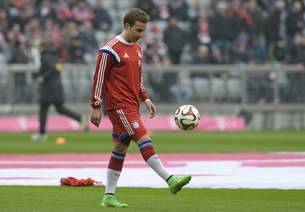 Liverpool transfer news: Reds plotting January move for Bayern Munich midfielder Mario Gotze