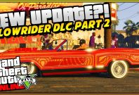 GTA Online: Lowriders DLC part 2