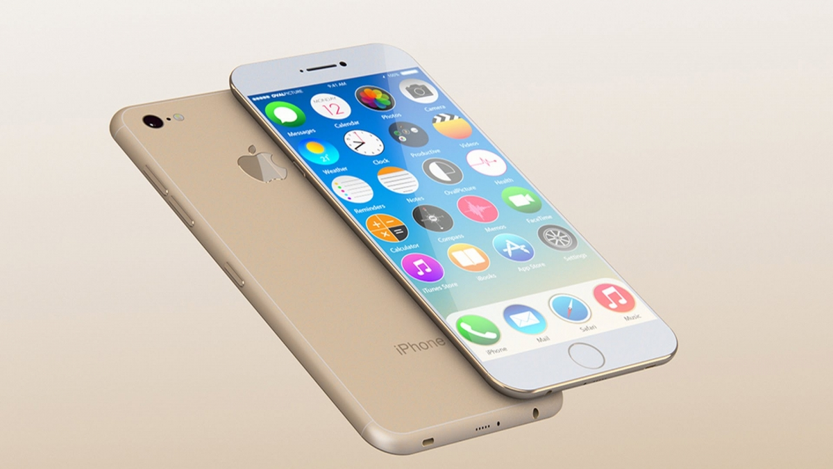 iPhone 7 concept image